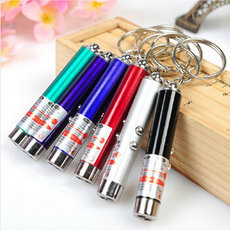 Red Laser Pointer Pen With LED Light Childrens Play Cat Toy